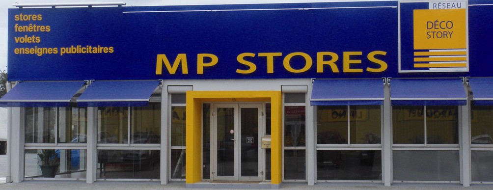 devanture MP Stores