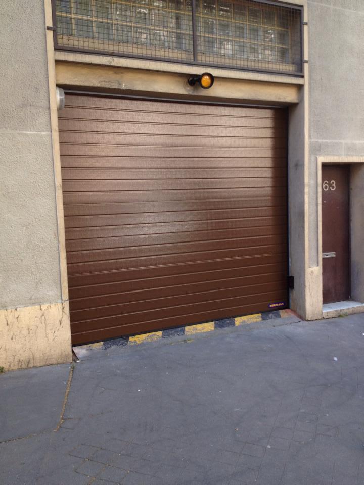 réalisation Porte de garage Stores Pajo 2