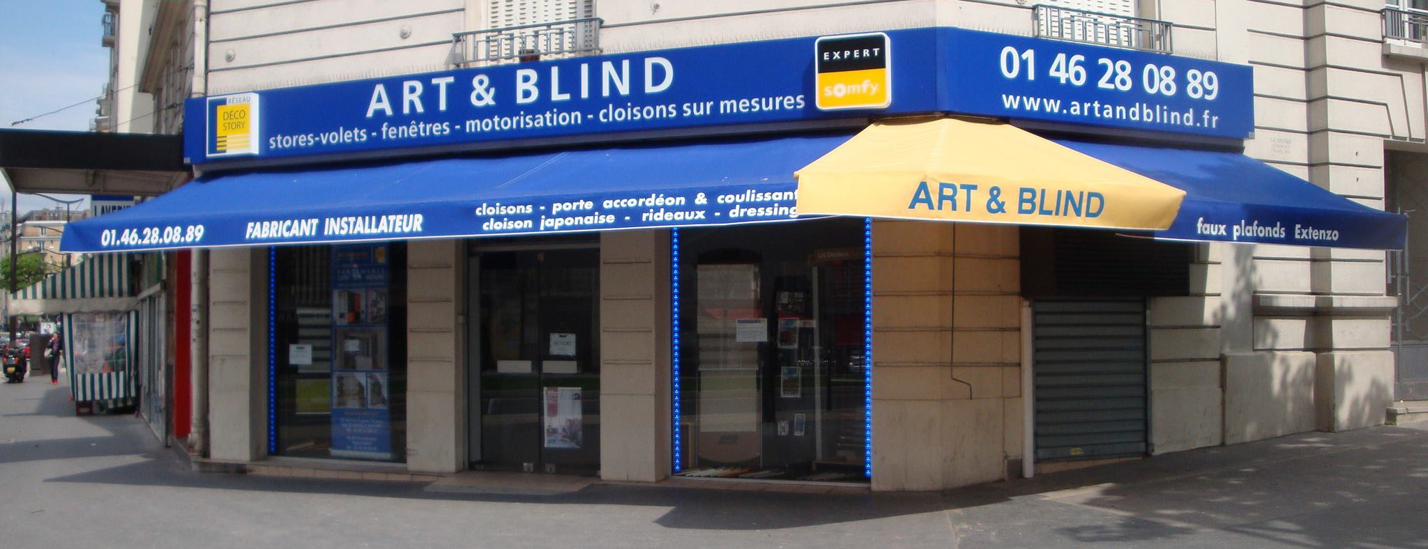 Photo Art and Blind 1