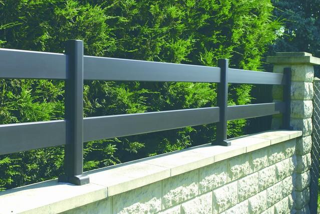 réalisation clôture