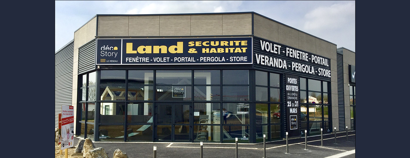 entreprise Land Sécurité & Habitat 2