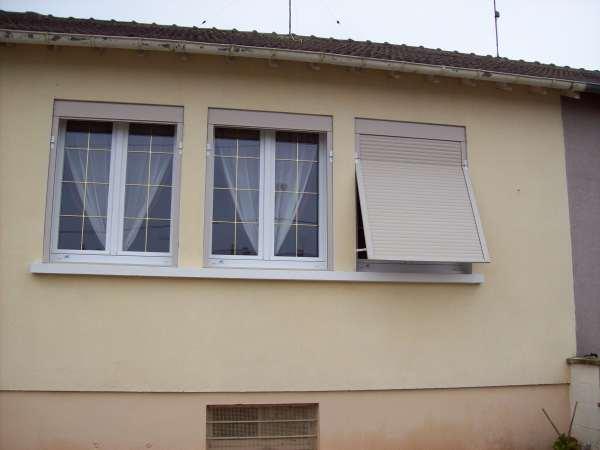 réalisation fenêtres Land Sécurité