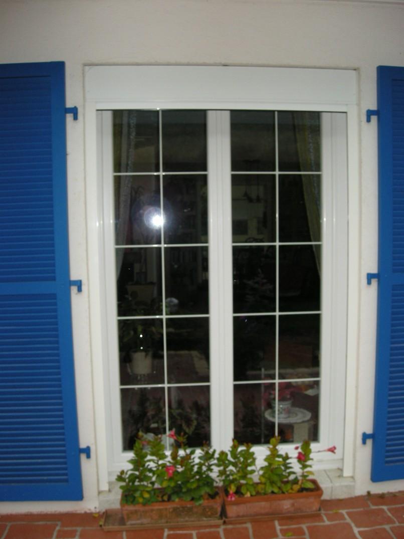 réalisation Fenêtres et volets BERARDI PVC 4