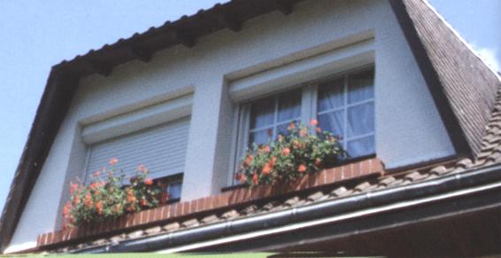 réalisation fenêtres et volets roulants Bourgoin Mt