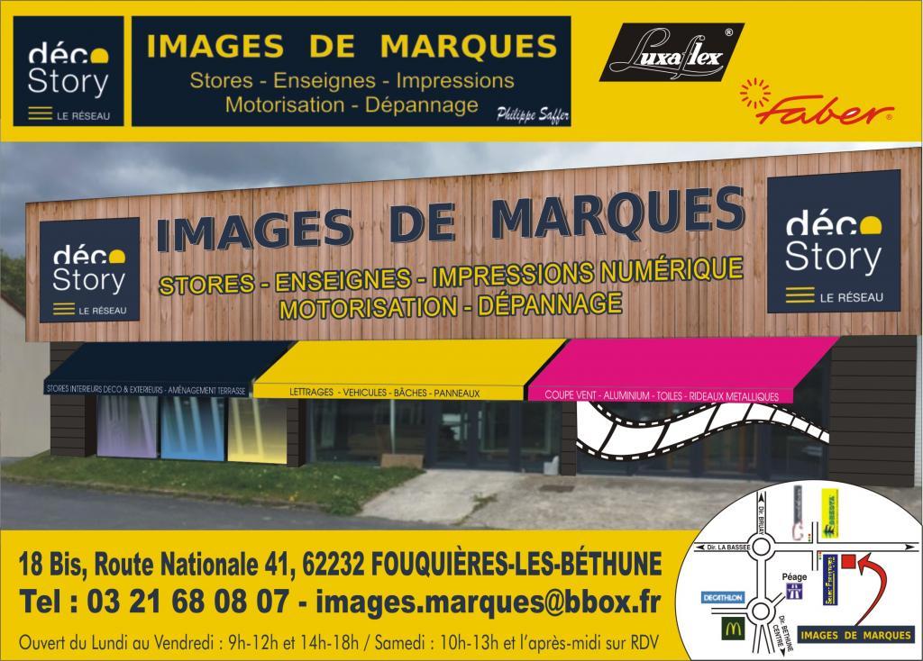 Nouvelle adresse Images de Marques