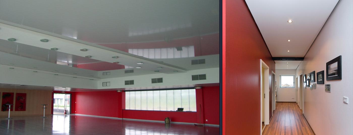 Plafond tendu à Saint Quentin et Tergnier 1