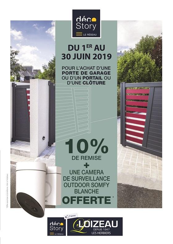 Opération sur les Portes de garage, Portails & Clôtures