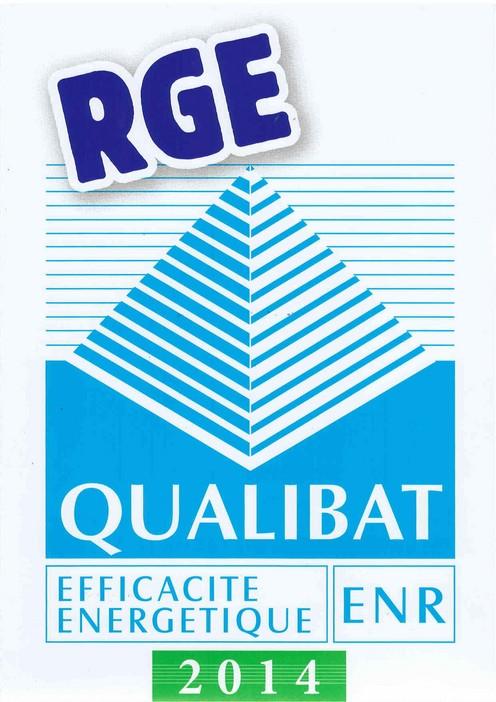 label Qualibat RGE 2014