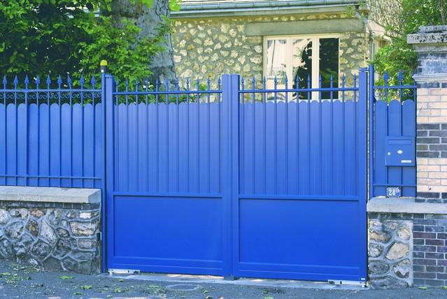 réalisation portail et clôture