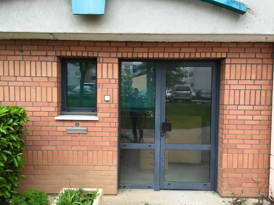 réalisation Porte entrée et fenêtre Easy Matik