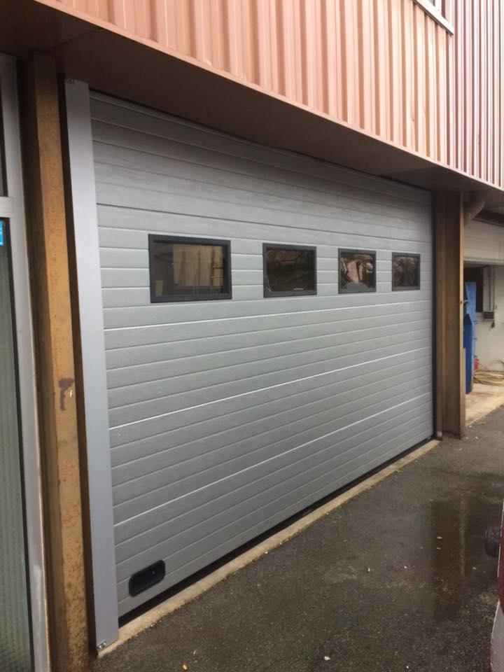 réalisation Porte de garage Easy Matik 4
