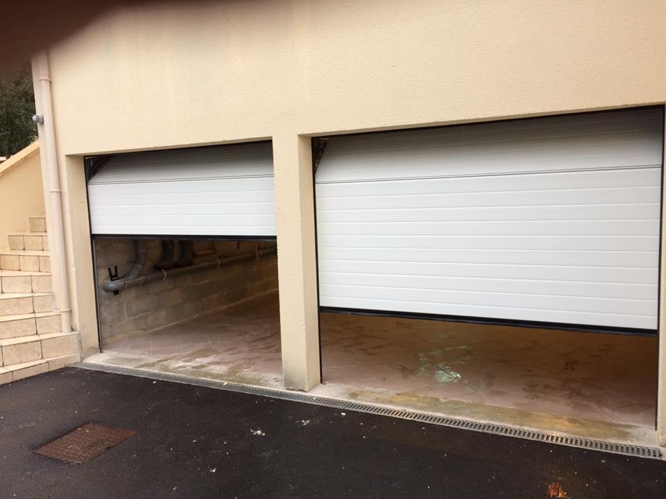 réalisation Porte de garage Easy Matik 5