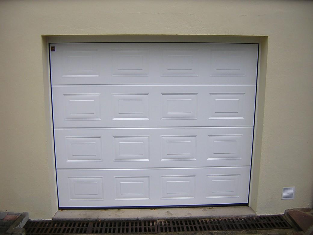 réalisation Porte de garage BERARDI PVC 2