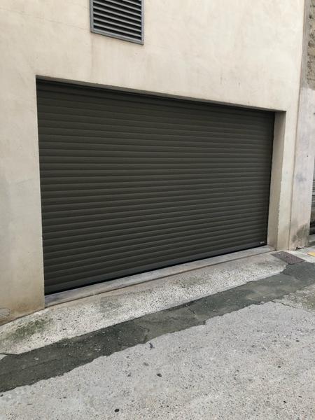réalisation Porte de garage MP Stores