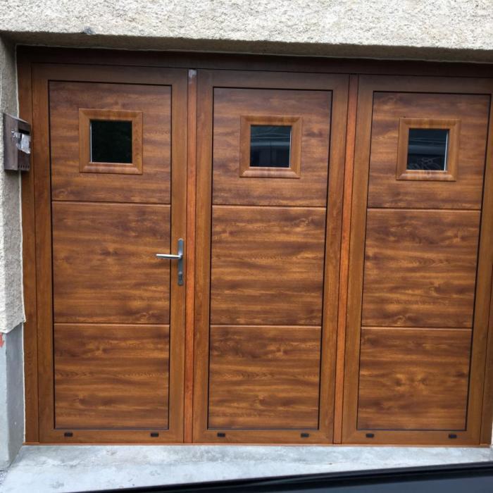 réalisation Porte garage Espace Rénovation 4