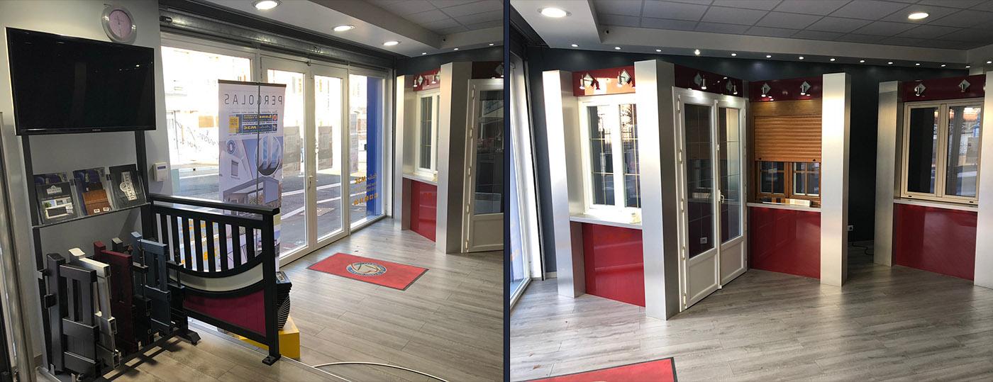 showroom Atelier M3C 3