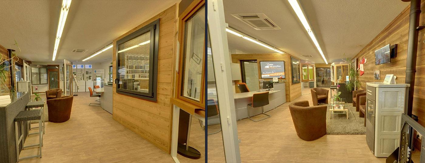 showroom Espace Rénovation