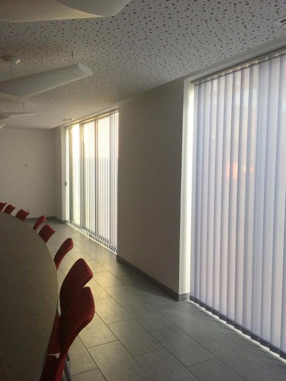 réalisation Store bandes verticales 3
