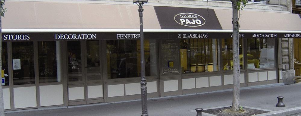 devanture Stores Pajo