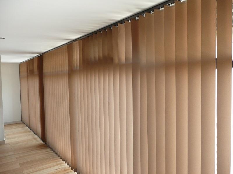 réalisation Stores bandes verticales Stores Clément 2