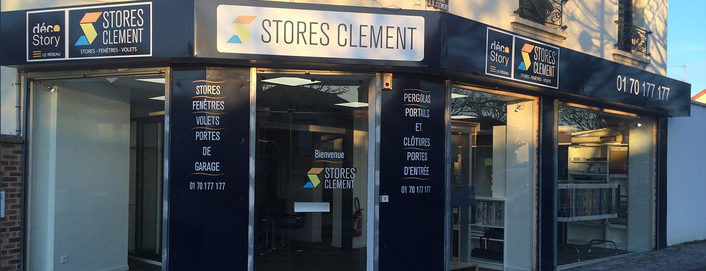 Entreprise Stores Clément 1