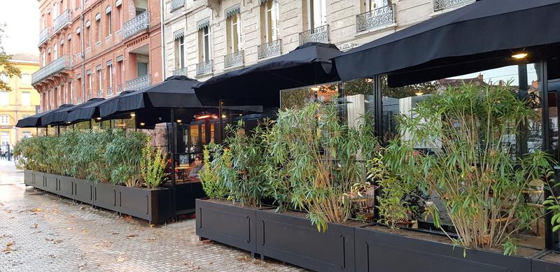 réalisation Stores terrasse MP Stores