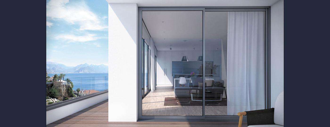 Fenêtres alu à Cannes 4