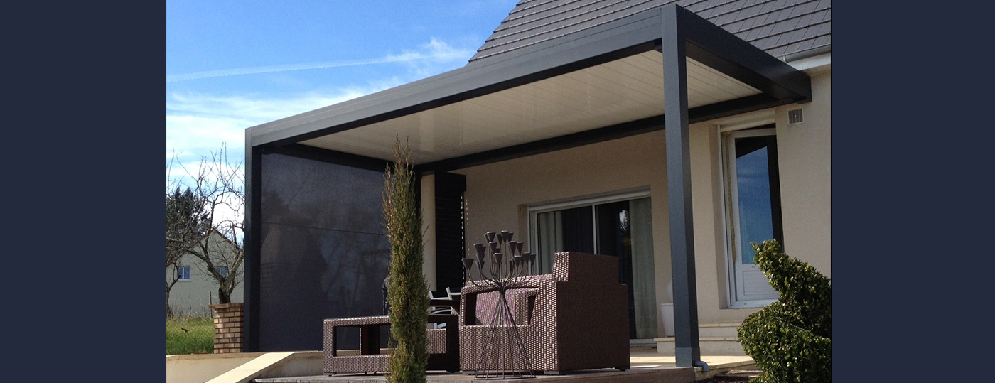 Pergolas bioclimatiques à Mérignac 10