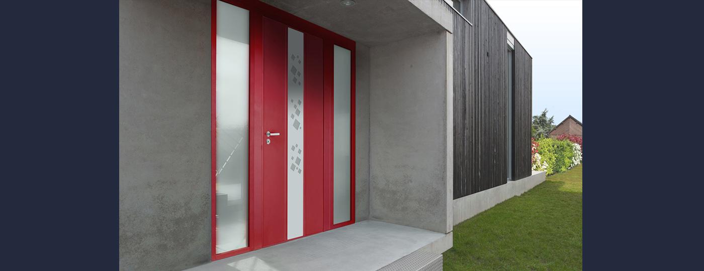 Portes entrée à Briançon 8