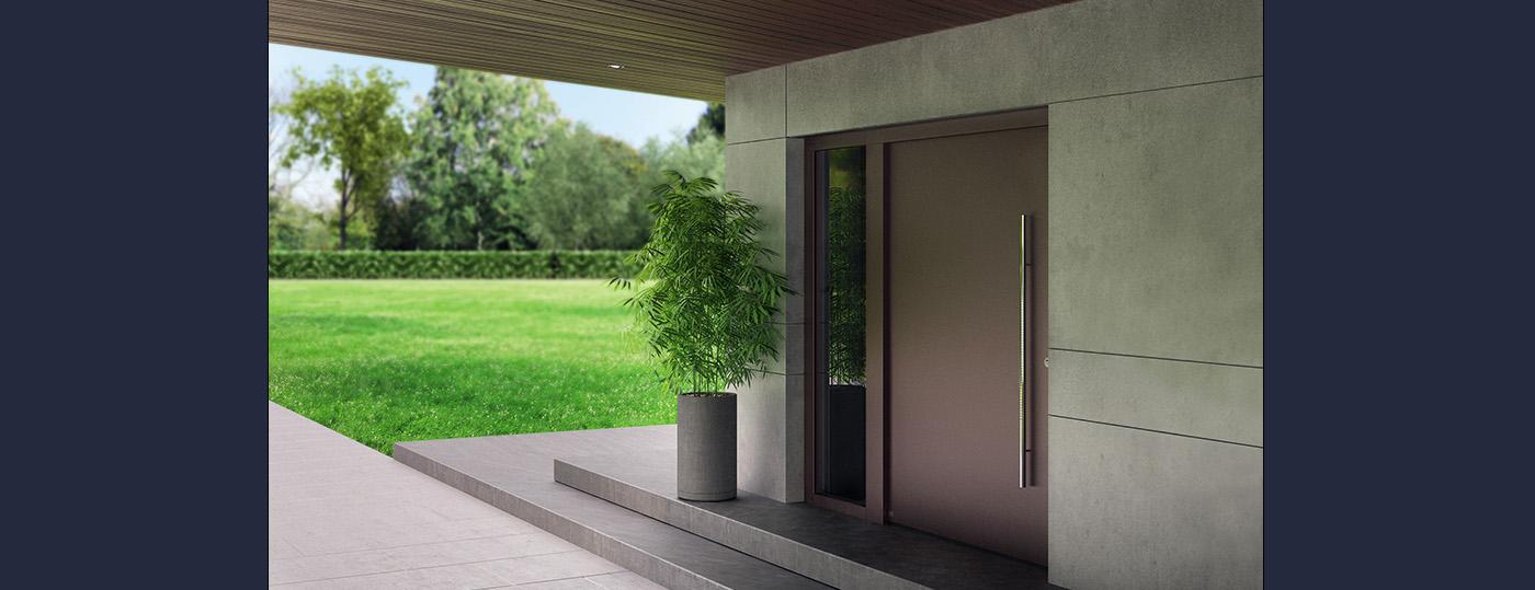 Portes entrée à Briançon 12