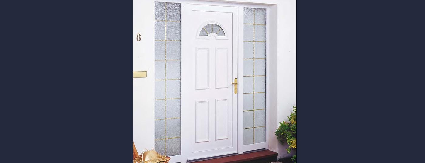 Portes entrée PVC à Annemasse 2