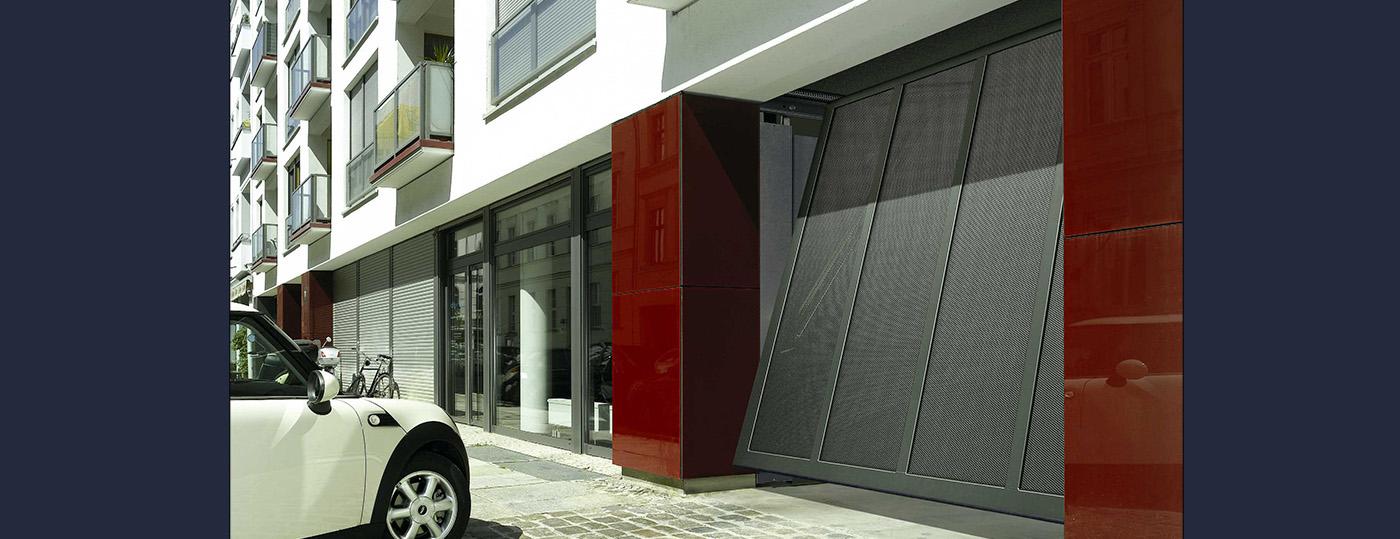 Portes de garage basculantes et portes de garage coulissantes à Ajaccio 6