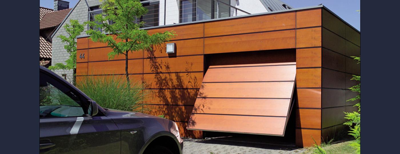 Portes de garage basculantes et portes de garage coulissantes à Bourg en Bresse 2