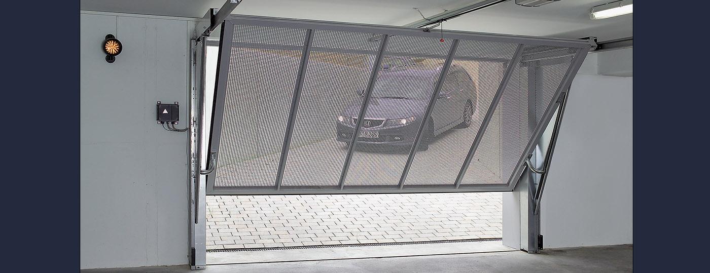 Portes de garage basculantes et portes de garage coulissantes à Vienne 3