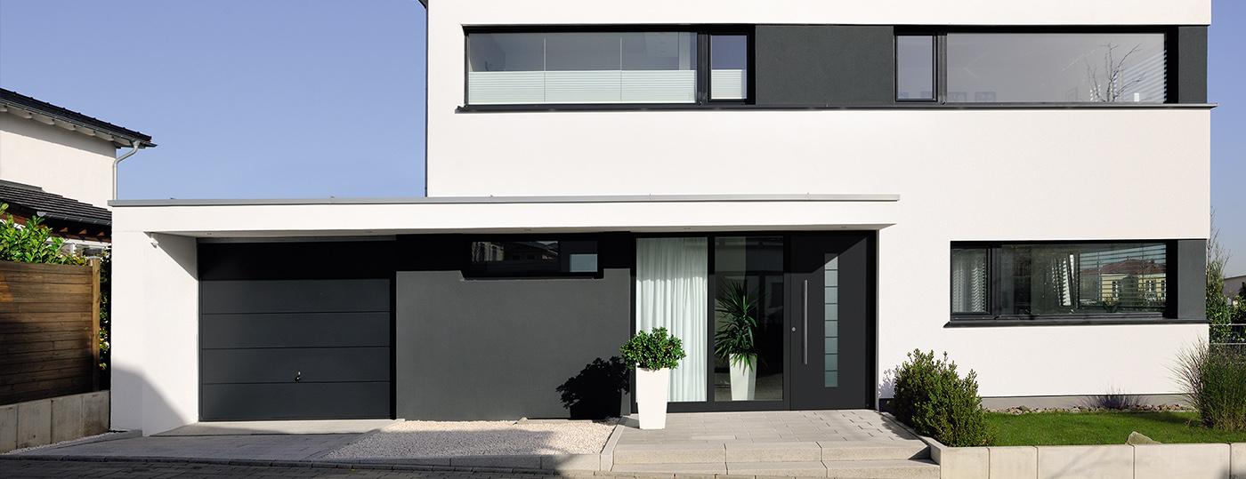 photo Portes de garage basculantes et portes de garage coulissantes Décostory 4