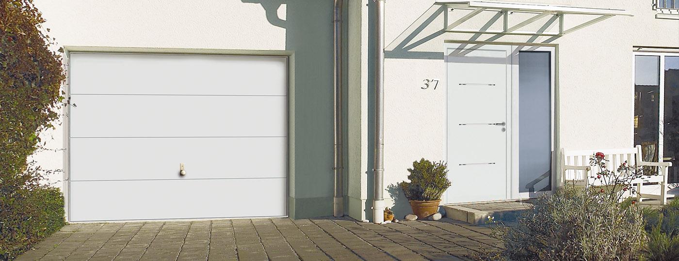 Portes de garage basculantes et portes de garage coulissantes à Longwy 5