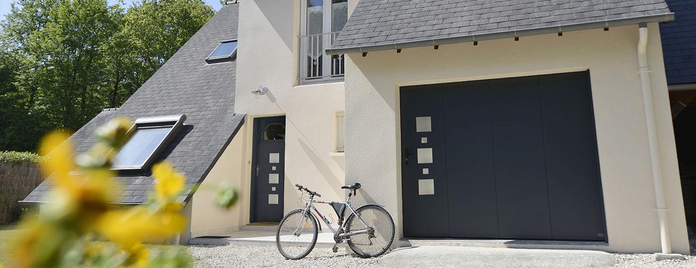 Portes de garage basculantes et portes de garage coulissantes à Ajaccio 9