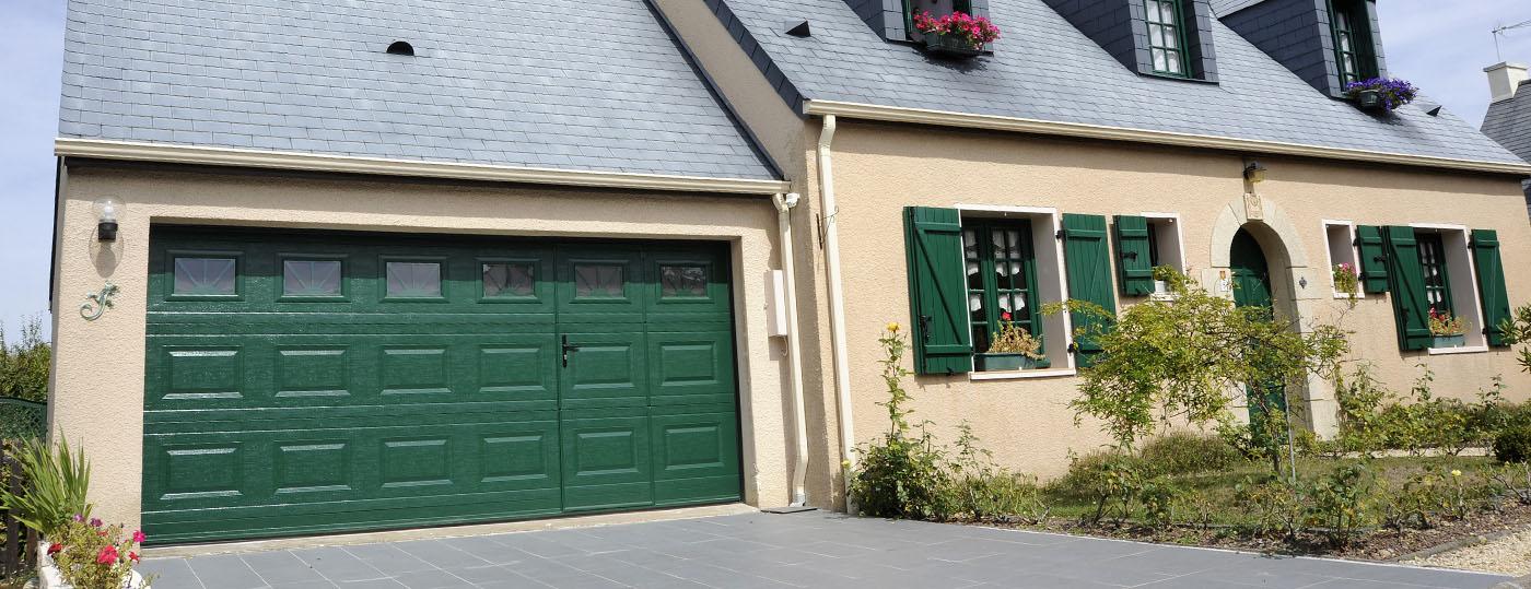 Portes de garage à Brest 2