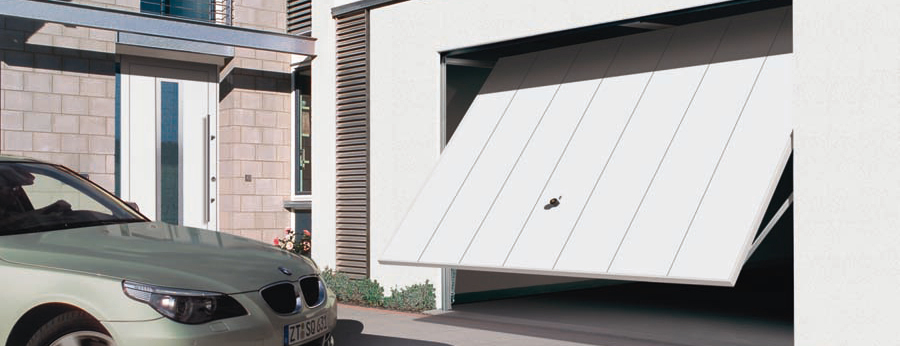 Portes de garage basculantes à Lyon