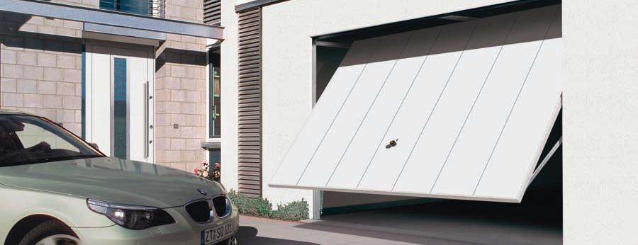 Portes de garage basculantes à Mérignac