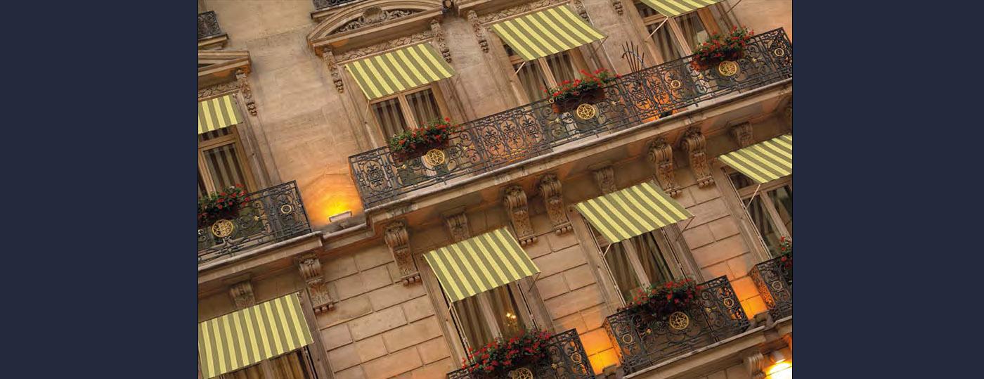 Stores fenêtres et bannettes à Paris 13 4