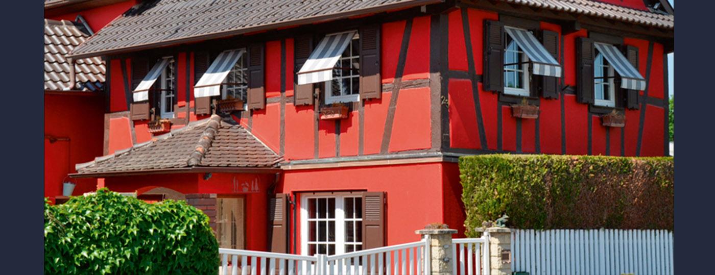Stores fenêtres et bannettes à Paris 13 1